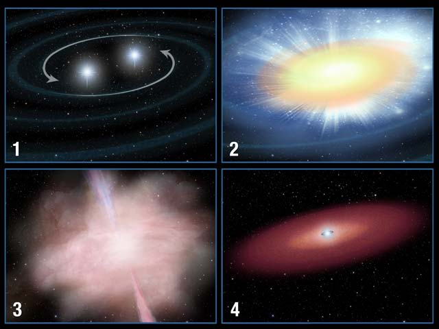 what causes gamma ray burst enduring radio rebound powered by jets