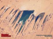 Ounianga Lakes, Sahara Desert, Chad 800x600