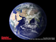 True-colour image of Earth 800x600