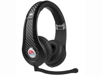 Monster MVP Carbon Black headset