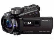Sony PJ790 handycam