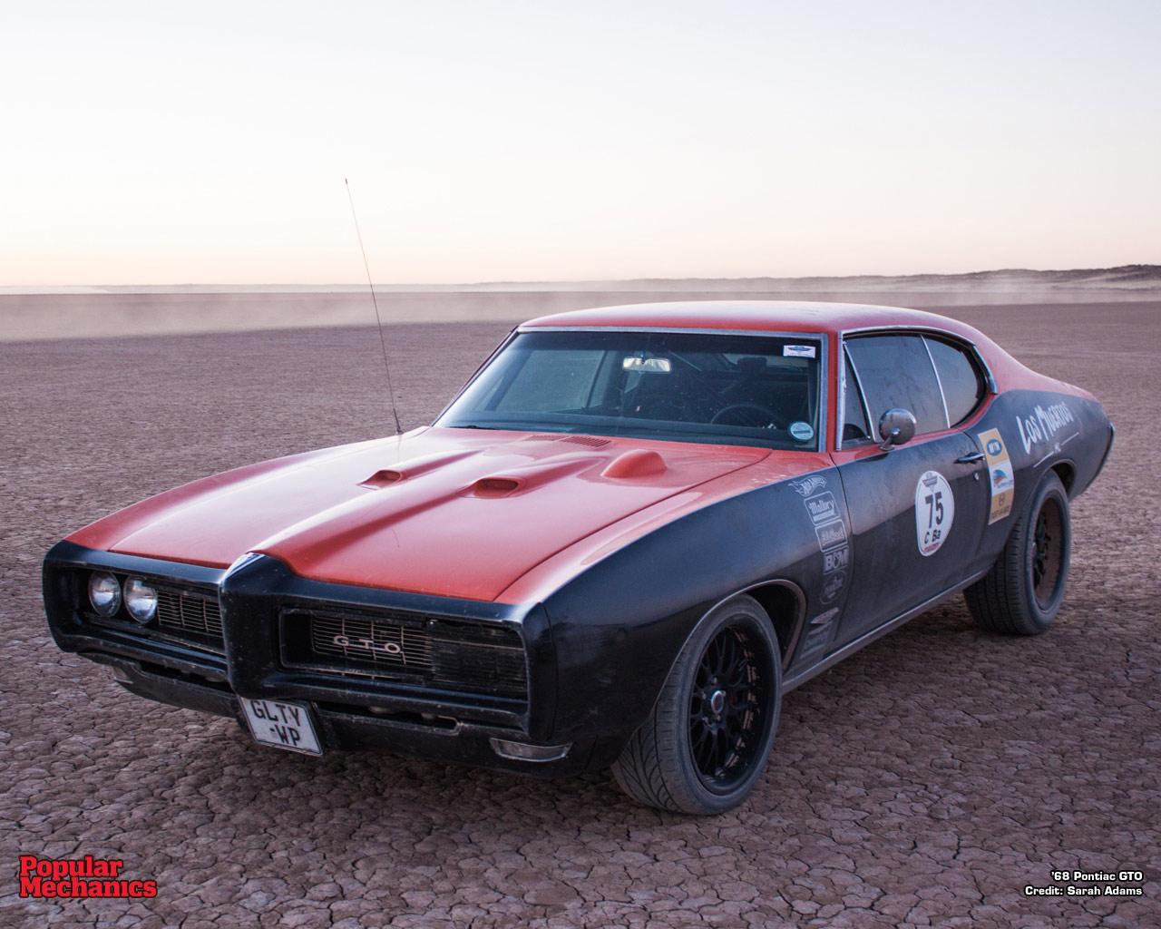 68 Pontiac Gto