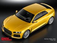 Audi Sport Quattro 2013 Credit: Audi