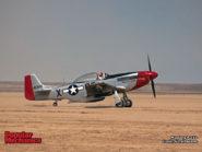 Mustang P-51D 800x600