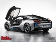 BMW i8 2015 Credit: BMW 800x600