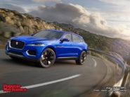 Jaguar C-X17 2013 800X600