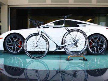 Lexus-F-Sport road bike
