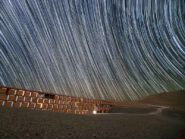 star-trails-Chilean-sky