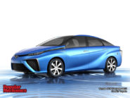 Toyota Fuel Cell Vehicle Concept 2013 800x600