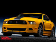 Ford Mustang Boss 302 2013 800x600