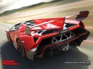 Lamborghini Veneno Roadster 2014 800x600