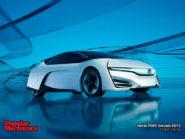 Honda FCEV Concept 2013 800x600