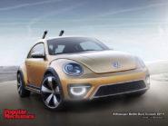 Volkswagen Beetle Dune Concept 2014 800x600