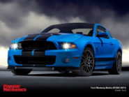 Ford Mustang Shelby GT500 2013 800x600