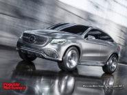 Mercedes-Benz Coupé SUV Concept 2014 800x600