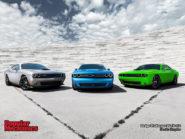 Dodge Challenger 2015 trio 800x600