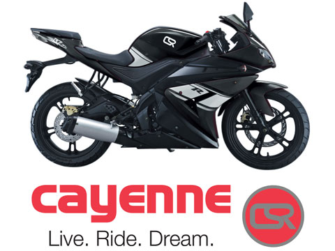WIN a CSR RZ 250 motorcycle worth R29 900, courtesy of Cayenne ...
