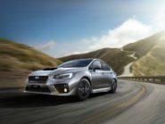 2014 Subaru WRX front.