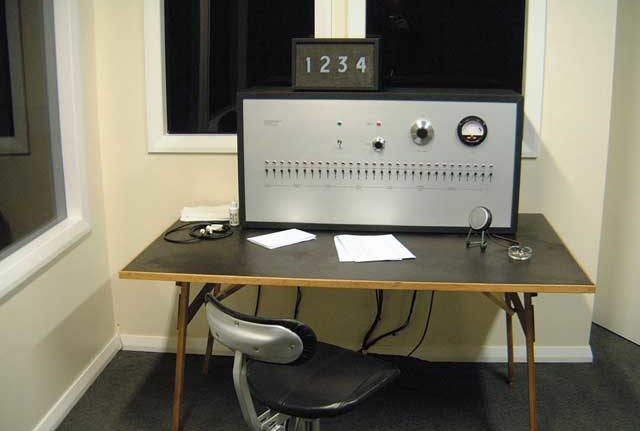 Electro shock test study