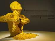 The Art of the Brick - 1