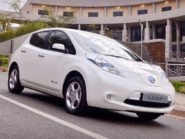 Nissan-LEAF-electric-vehicle