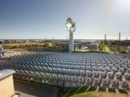 Solar-thermal-plant