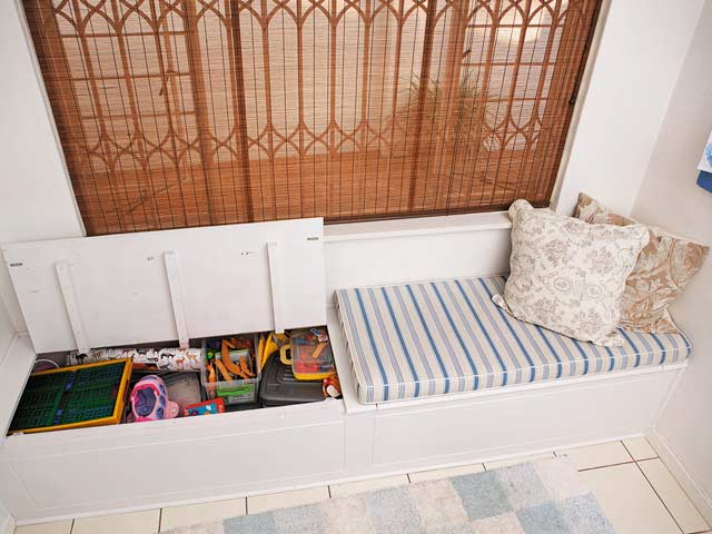 Build-window-seat