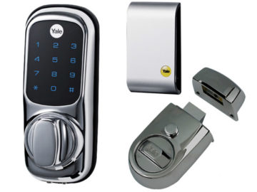 Yale-keyless-digital-door-lock