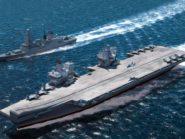 HMS-Queen-Elizabeth-at-sea