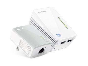 TP-Link-AV500 Powerline Wi-Fi Extender