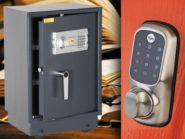 Yale Keyless Digital Lock and Electronic Office Safe