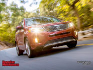 Kia Sorento 2015 Wallpaper