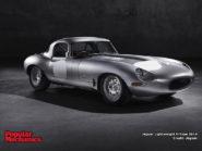 Jaguar Lightweight E-Type 2014