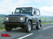 Land Rover Defender Wallpaper