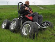 HexHog-all-terrain-wheelchair