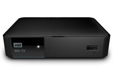 WD TV Personal Edition media player