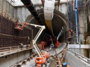bertha tunnel