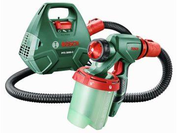 Bosch PFS 3000-2 paint spray systems