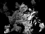 Philae-safely-on-Comet-67P-Churyumov-Gerasimenko