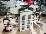 Lego Watt Balance designed by Xian Zhang