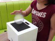 Ultrasonic haptic feedback could make virtual reality touchable