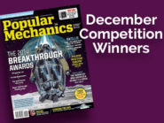 December 2014 Competiition Winners