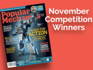 November 2014 Competiition Winners