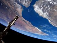 Tweeting a snapshot of Africa from outer space