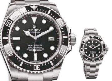 Rolex Oyster Perpetual Sea-Dweller 4000