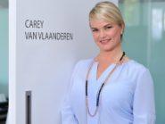 Carey van Vlaanderen, CEO, ESET.