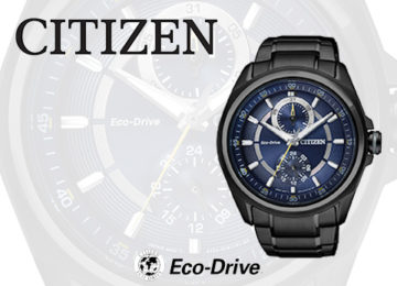 Win a Citizen Eco-Drive chronograph watch, valued at R4999