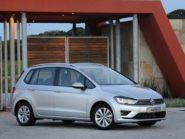 Volkswagen Golf SV - front