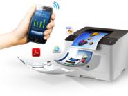 Mobile print app.