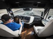 Freightliner Inspiration driver